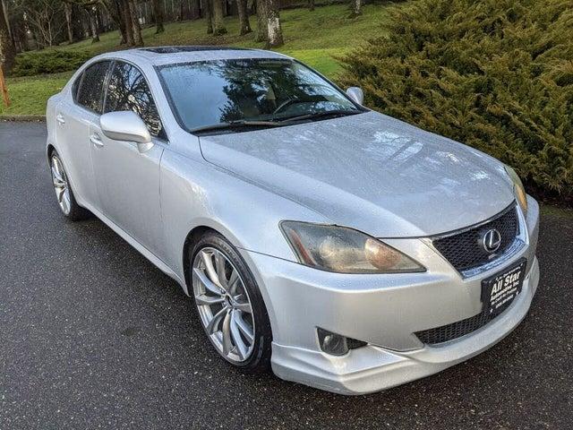 2008 Lexus IS 250 RWD