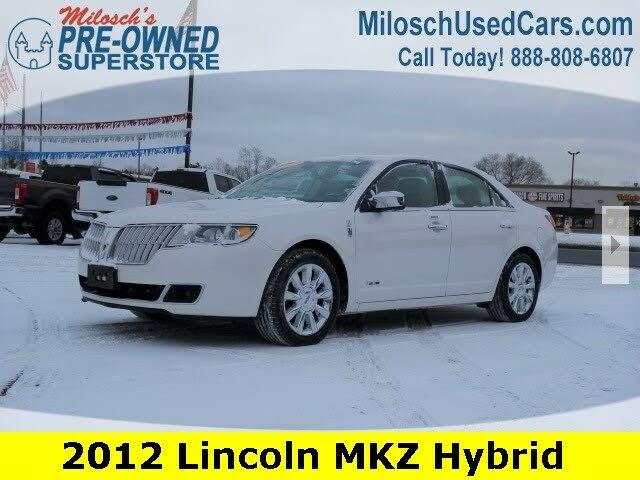 2012 Lincoln MKZ Hybrid FWD