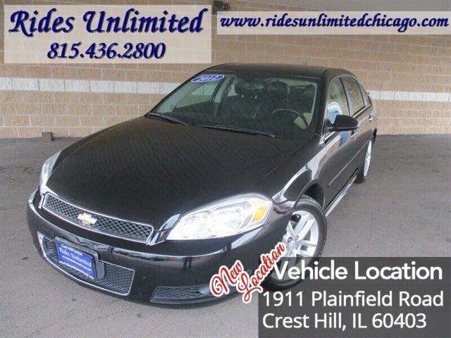 2012 Chevrolet Impala LTZ FWD