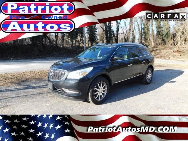 2015 Buick Enclave Leather AWD