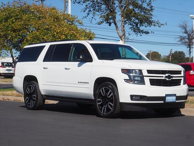 2019 Chevrolet Suburban 1500 Premier RWD