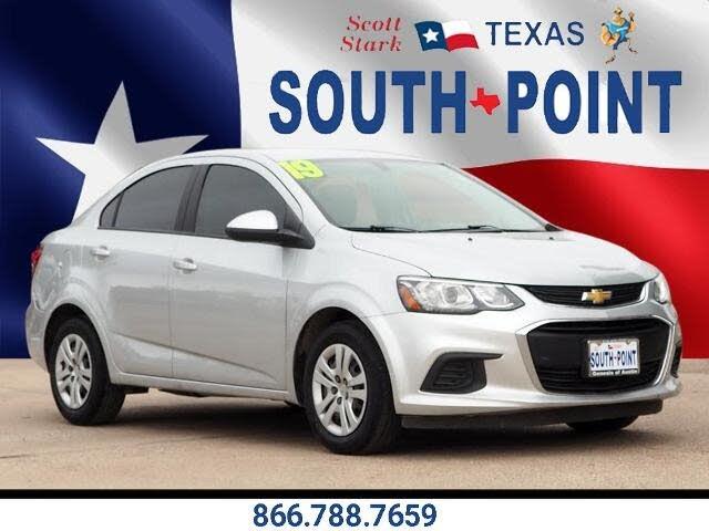 2019 Chevrolet Sonic LS Sedan FWD