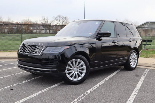 2020 Land Rover Range Rover Hybrid Plug-In HSE 4WD