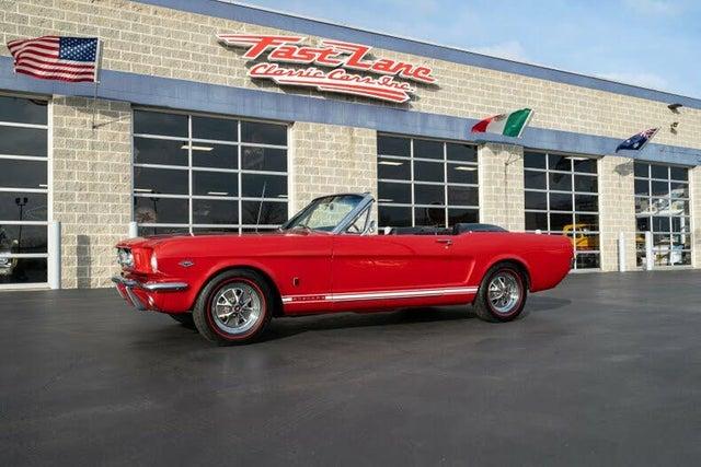 1965 Ford Mustang Convertible RWD