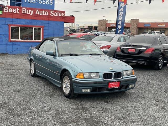 1996 BMW 3 Series 318i Convertible RWD
