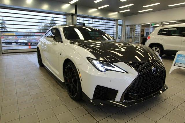 2020 Lexus RC F Track Edition RWD