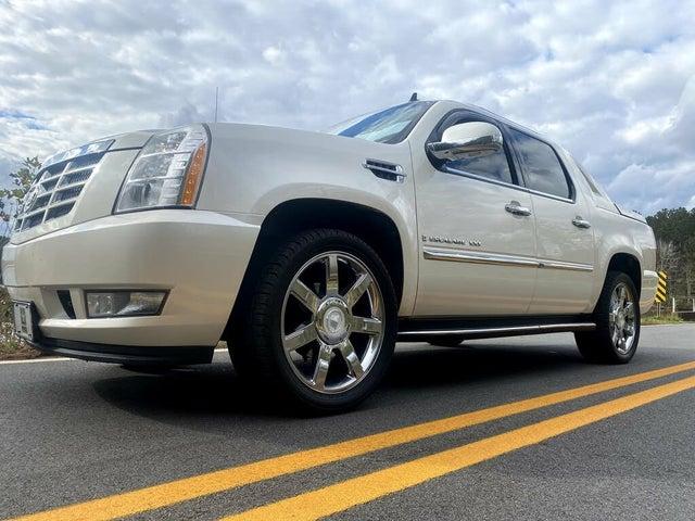2009 Cadillac Escalade EXT 4WD