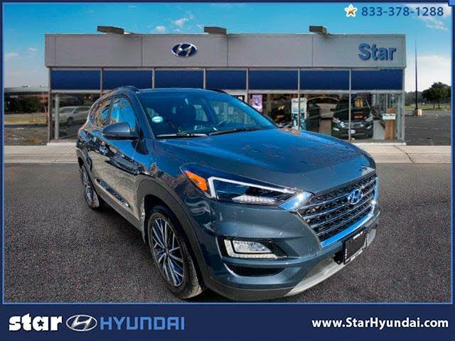 2020 Hyundai Tucson Ultimate AWD