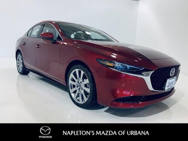 2021 Mazda MAZDA3 Premium Sedan AWD