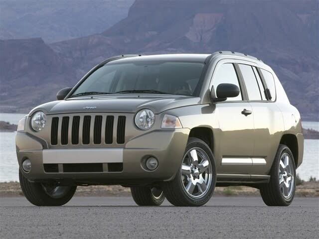 2007 Jeep Compass Limited