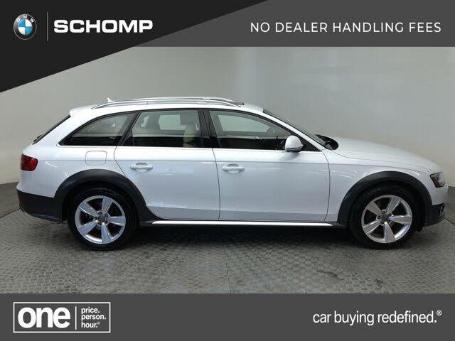 2014 Audi A4 Allroad 2.0T quattro Premium AWD
