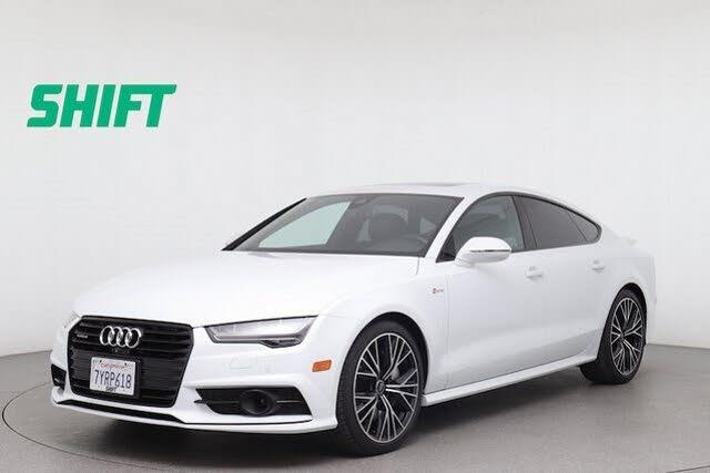 2017 Audi A7 3.0T quattro Premium Plus AWD