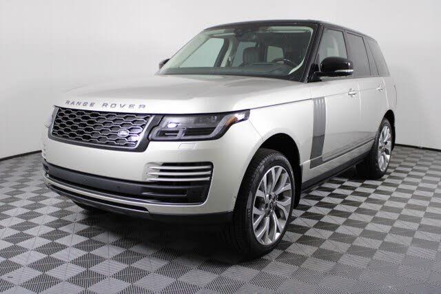 2021 Land Rover Range Rover Hybrid Plug-In HSE PHEV AWD