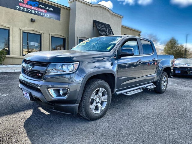 Used Chevrolet Colorado Zr2 For Sale With Photos Cargurus
