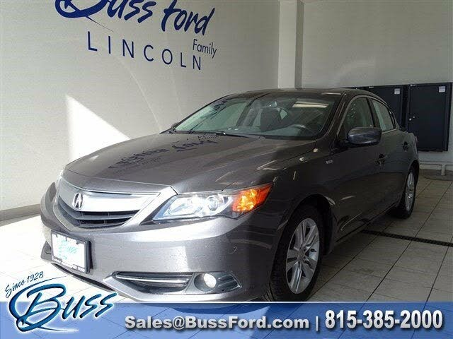 2013 Acura ILX Hybrid 1.5L FWD with Technology Package