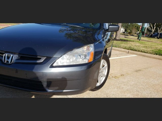 2004 Honda Accord EX V6 with Nav