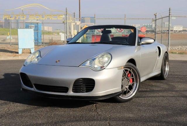 2004 Porsche 911 Turbo Convertible AWD