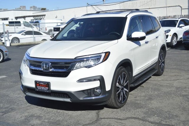 2019 Honda Pilot Touring 7-Seat FWD