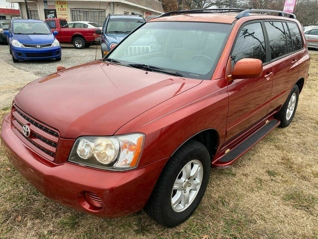 2003 Toyota Highlander Base V6