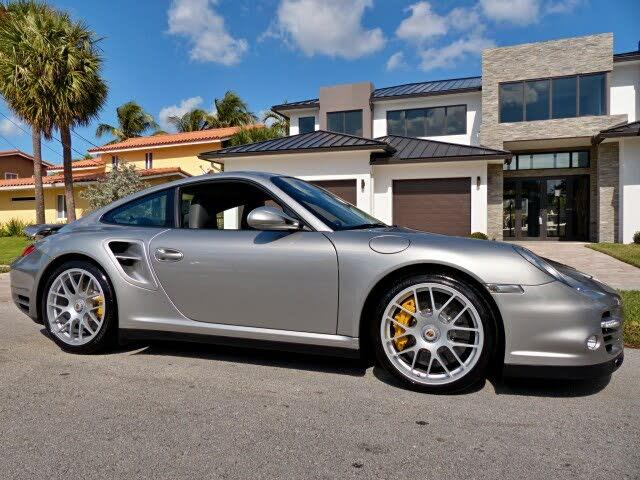 2011 Porsche 911 Turbo Coupe AWD