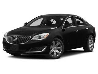 2016 Buick Regal Premium I Sedan AWD