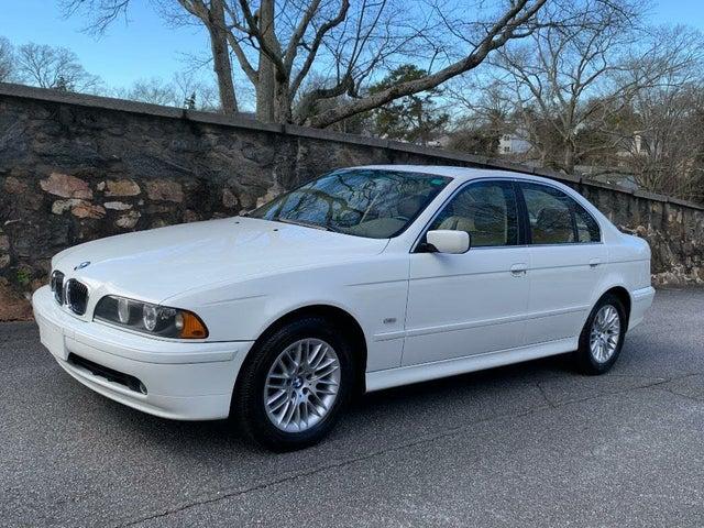 2003 BMW 5 Series 530i Sedan RWD