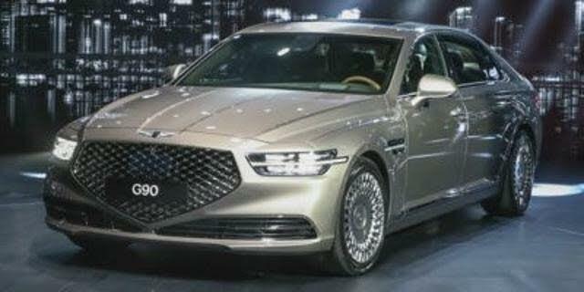 2021 Genesis G90 5.0L Ultimate AWD