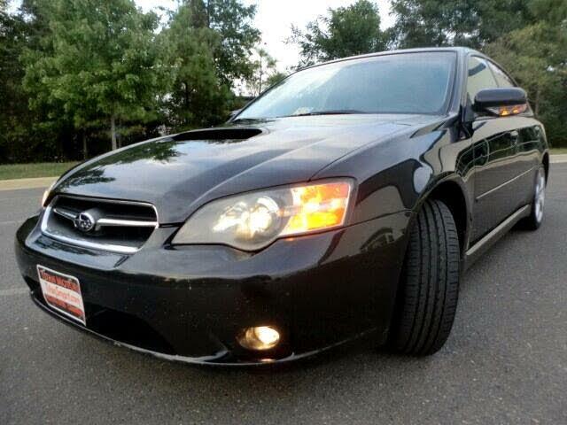 2005 Subaru Legacy 2.5 GT Limited AWD