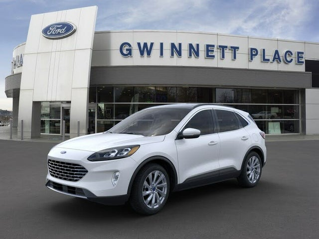 2021 Ford Escape Hybrid Titanium FWD