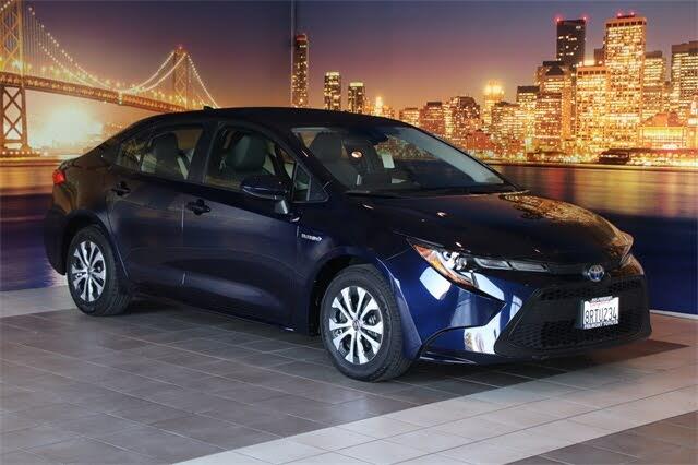 2021 Toyota Corolla Hybrid LE FWD