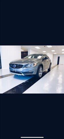 2017 Volvo S60 Cross Country T5 Platinum AWD