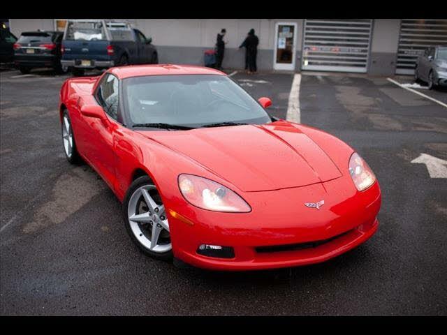 2011 Chevrolet Corvette 1LT Coupe RWD