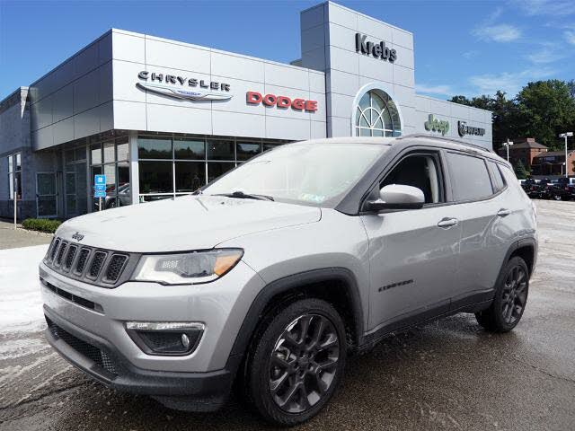 2019 Jeep Compass High Altitude FWD
