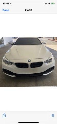 2016 BMW 4 Series 428i Coupe RWD