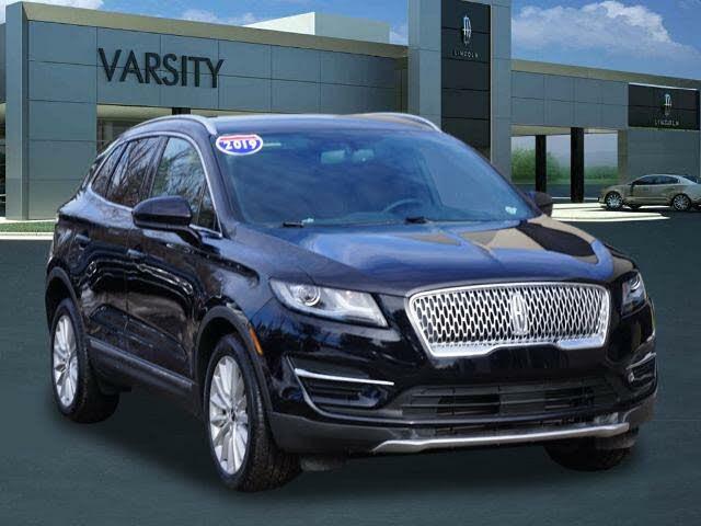 2019 Lincoln MKC Premiere AWD