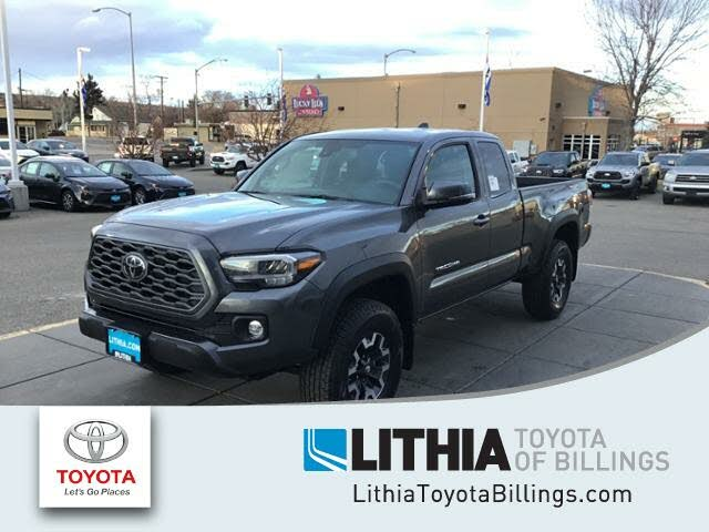 2021 Toyota Tacoma TRD Off Road Access Cab 4WD