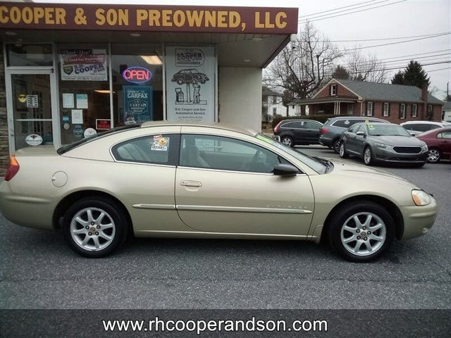 2001 Chrysler Sebring LX Coupe FWD