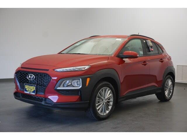 2021 Hyundai Kona SEL FWD