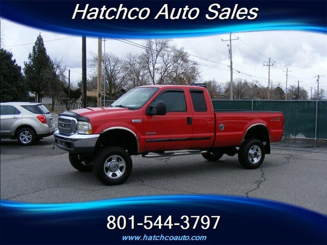 2003 Ford F-250 Super Duty XLT Extended Cab 4WD