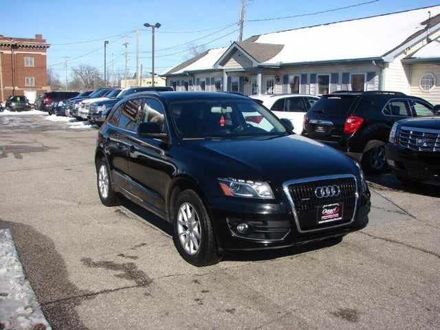 2010 Audi Q5 3.2 quattro Premium AWD