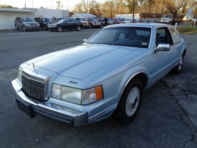 1990 Lincoln Mark VII Bill Blass