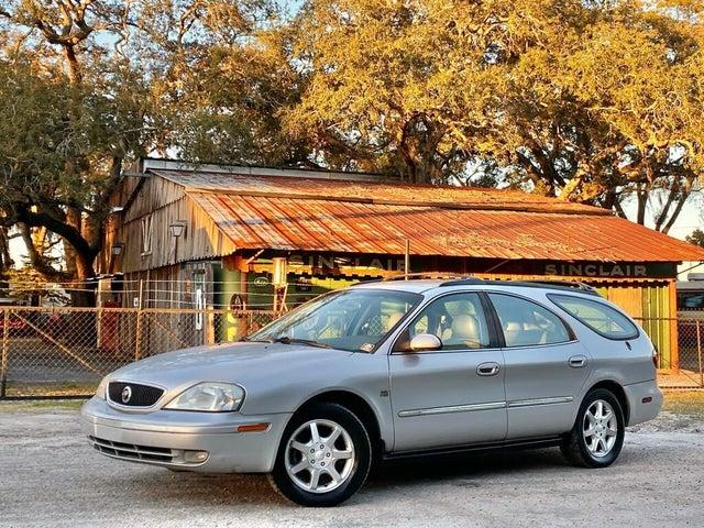 2002 Mercury Sable LS Premium Wagon FWD