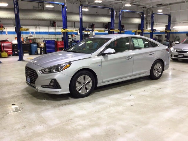 2018 Hyundai Sonata Hybrid SE FWD