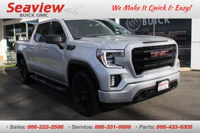 2021 GMC Sierra 1500 Elevation Crew Cab 4WD