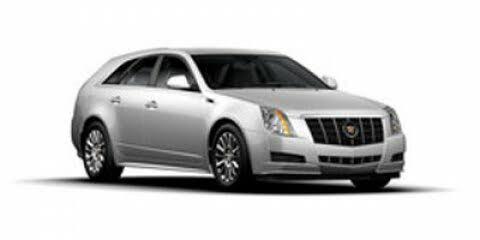 2013 Cadillac CTS Sport Wagon 3.0L Luxury RWD