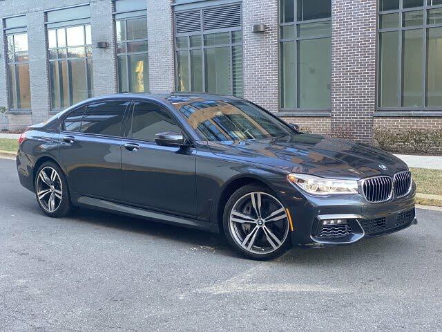 2018 BMW 7 Series 750i xDrive AWD