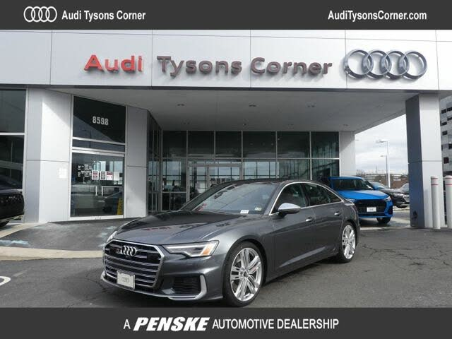 2021 Audi S6 2.9T quattro Premium Plus Sedan AWD