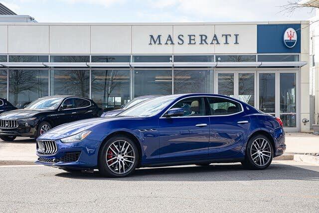 2019 Maserati Ghibli S Q4 3.0L AWD