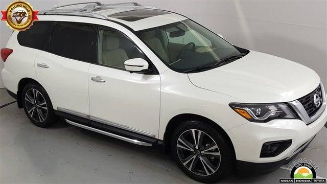 2020 Nissan Pathfinder Platinum 4WD