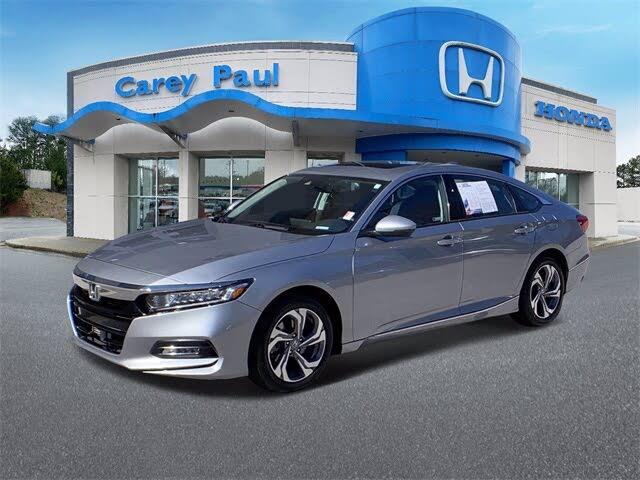 2019 Honda Accord 2.0T EX-L FWD